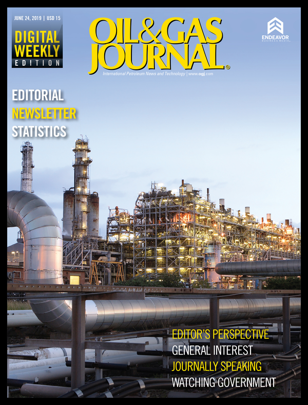 Oil & Gas Journal Volume 117, Issue 6c