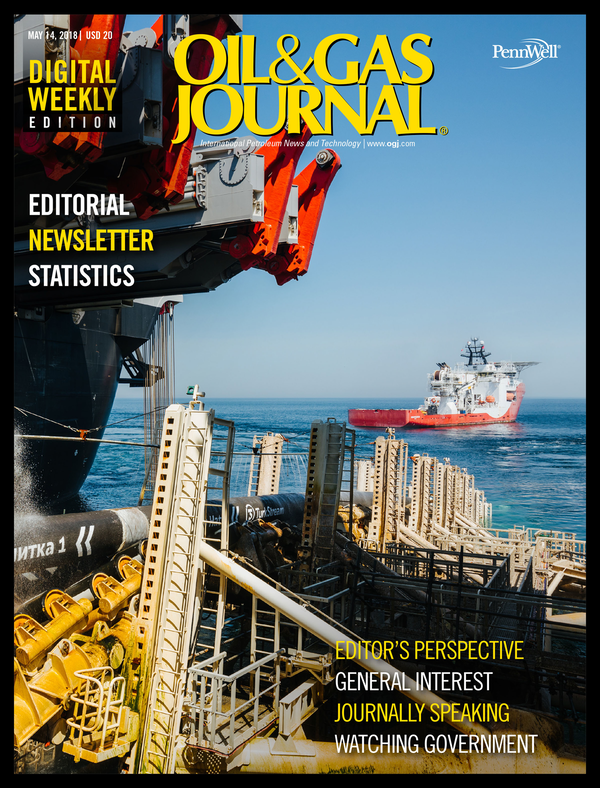 Volume 116, Issue 5a | Oil & Gas Journal