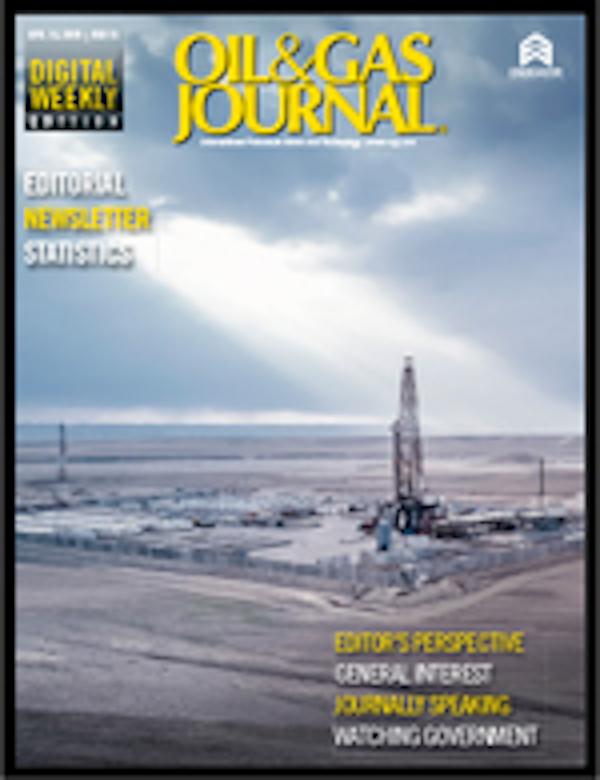 Oil & Gas Journal Volume 117, Issue 4b