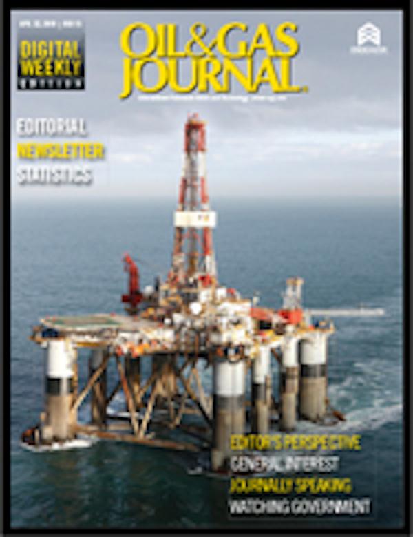 Oil & Gas Journal Volume 117, Issue 4c