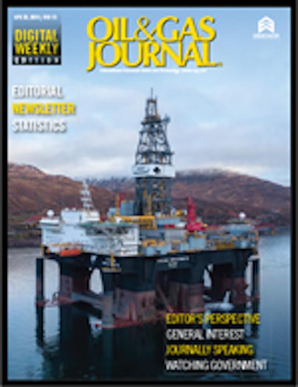 Oil & Gas Journal Volume 117, Issue 4d