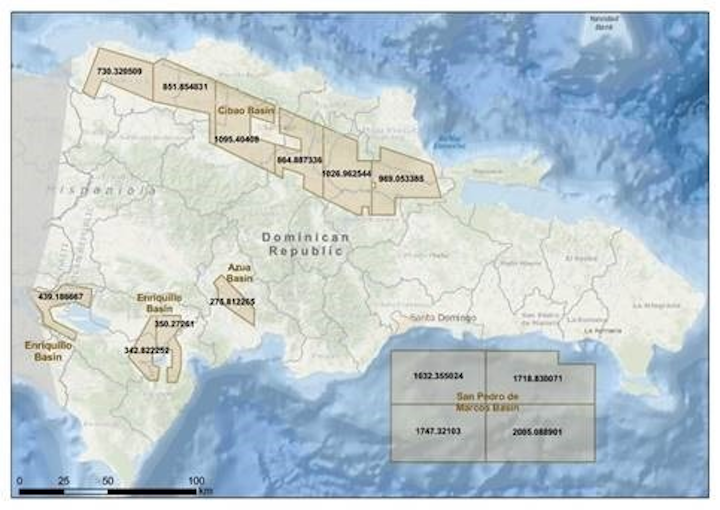 Dominican Republic set to open first licensing round | Oil