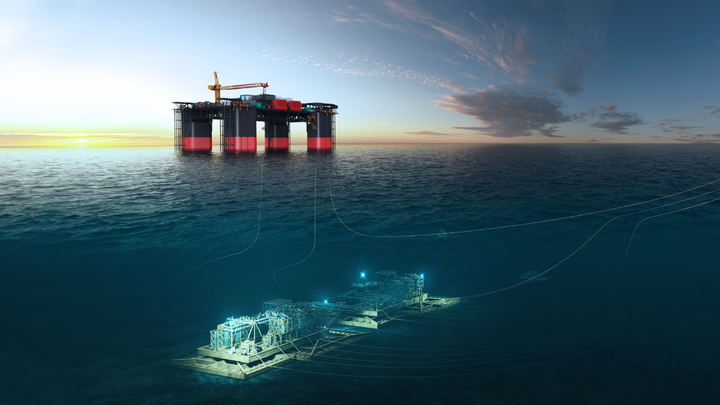 Subsea compression technology for Chevron's Jansz-Io field in Western Australia.