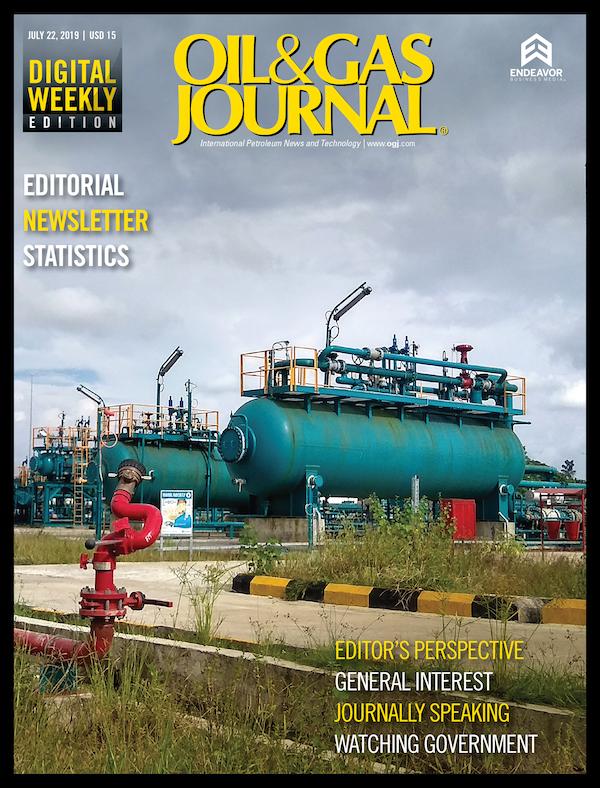 Oil & Gas Journal Volume 117, Issue 7c