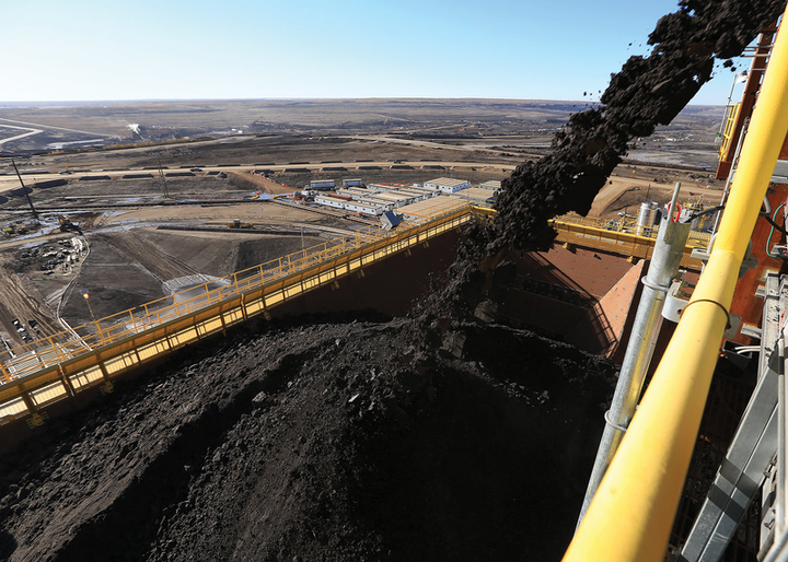 Extension of the Mildred Lakes bitumen mine by the Syncrude Ltd. joint venture has been conditionally approved by the Alberta Energy Regulator. Photo from Syncrude.