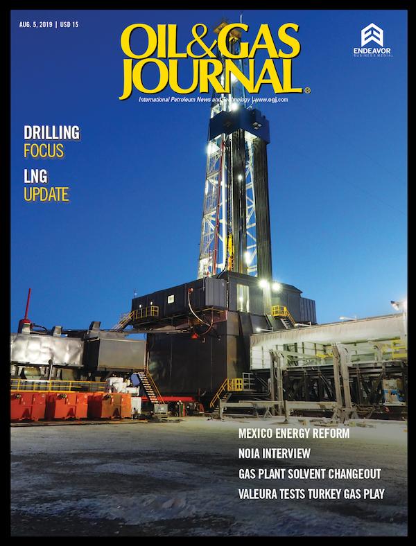 Oil & Gas Journal Volume 117, Issue 8