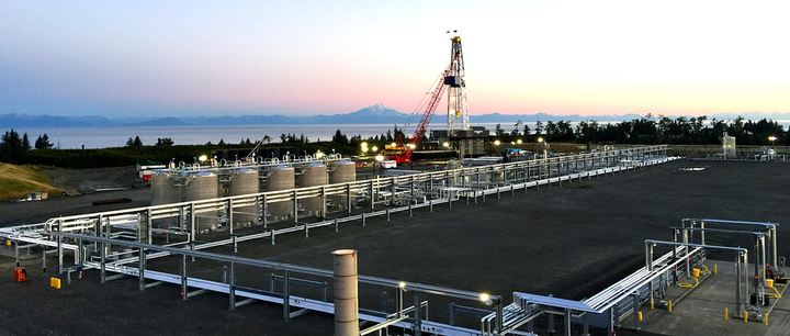 BlueCrest adapts extended reach drilling for Alaska's Cook