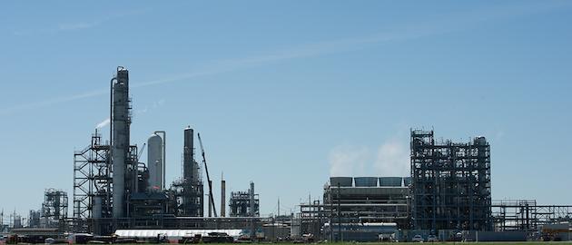 Manufacturing site in Plaquemine, La.