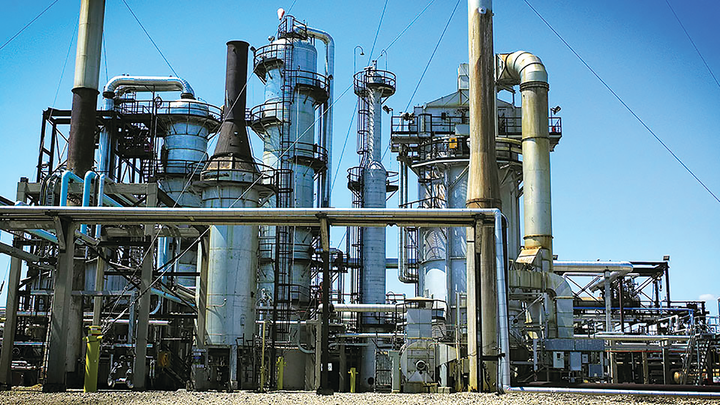 Gibson Energy Inc. has completed an expansion and debottlenecking project at its Moose Jaw, Sask., refinery made possible by Saskatchewan's Oil and Gas Processing Investment Incentive (OGPII) program.