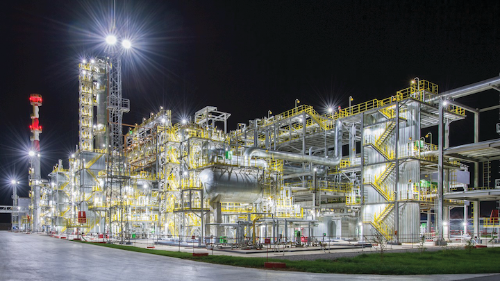 PetroKazakhstan Oil Products has let a contract to ABB Group to provide technology as part of the ongoing modernization program at PKOP's 120,500-b/d Shymkent refinery in Kazakhstan.