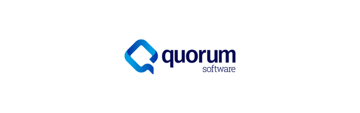 Quorum Software 222x70