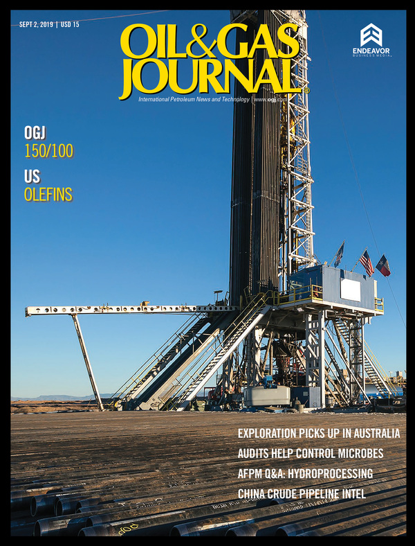 Oil & Gas Journal Volume 117, Issue 9