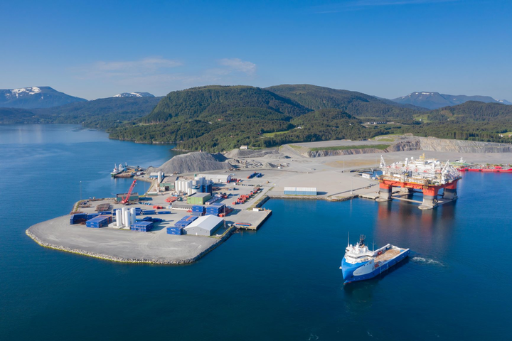 ASCO Norge will deliver base services for Ineos' drilling operation of the Fat Canyon prospect out of Kristiansund, Norway.